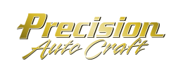 precision auto craft logo